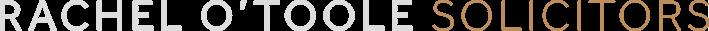 Rachel O'Tool Solicitors Logo